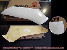 deflettore aria carena sinistro sx bianco originale Ducati 999 749 96977205B