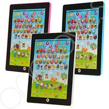 My First Tablet Educational Learning System Toy Interactive Button Touch Screen