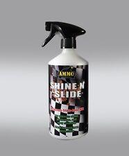 AMMO SHINE n SLIDE POLYMER SHINE/PROTECTOR/POLISH MOTOCROSS/TRIALS/MTB 750ml