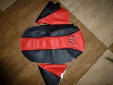 2005-2011 C6 Corvette 3 piece Boot Kit in Genuine Leather  Black & torch Red
