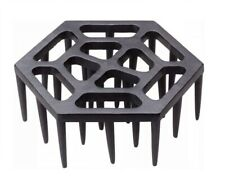 More details for pizza heat sink with non stick coating speed baking deep pizza commercial use