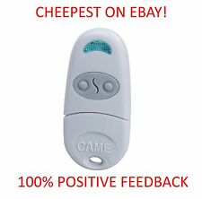 CAME TOP432NA previous model of CAME TOP432EV gate remote control,fob -UK STOCK-