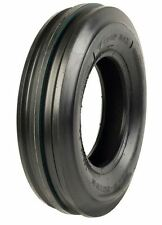 New Crop Max 5.50-16 Front Tractor 3-rib Tire 6 Ply FREE Shipping CM3099