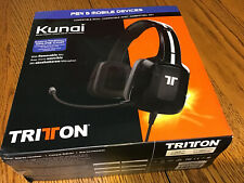 Tritton Kunai Stereo Gaming Chat Headset for Sony Playstation PS4, Xbox One