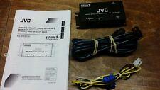 JVC KS-SRA100 SIRIUS SATELLITE CONTROL UNIT FOR SELECT JVC STEREO RECEIVERS