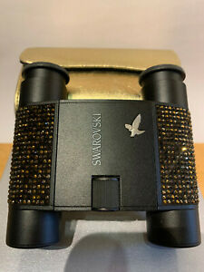 Swarovski Optik Idomeneo Crystal Pocket Binoculars