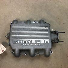 1990-1992 Chrysler LeBaron 4dr Sedan 3.0 Upper Engine Intake Manifold OEM 32161