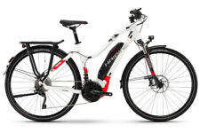 Haibike Damen Trekking 6.0 Elektro Fahrrad SDURO Yamaha 500Wh 20-G XT Gr.L 2018