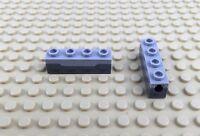 Lego Part 15400 Spring Shooter Replacement Brick 6048898 X2 Light/Bluish Grey