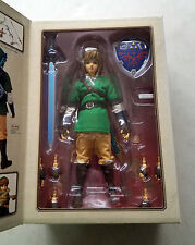 LEGEND ZELDA SKYWARD SWORD LINK RAH FIGURE MEDICOM REAL ACTION HEROES