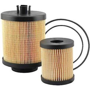 Premium Set of 2 Fuel Elements Fuel Filter CARQUEST 86899 for Ford 03-07 6.0L