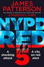 NYPD Red 5 by Patterson, James Book The Cheap Fast Free Post