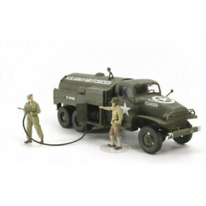 Maquette militaire Camion Citerne Aviation US - Tamiya 32579 - 1/48