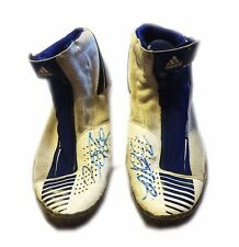 WWE NXT FINN BALOR RING WORN HAND SIGNED TOKYO DOME SHOES WITH PHOTO PROOF & COA