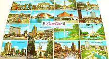 16 kleine Fotos von Berlin Ansichtskarte 50er 60er Jahre #43 å *