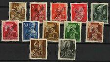 Yugoslavia  1945 ☀ Regional Issue for Slovenia - Murska Sobota ☀ Mint hinged set