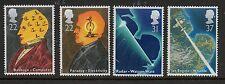 GB 1991 Scientific achievements unmounted mint set stamps
