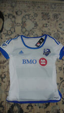 Montreal Impact MLS Adidas Jersey New  Womens Size XLarge