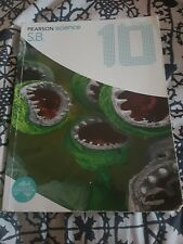 Pearson science S.B. 10 TEXT BOOK. Excellent condition!