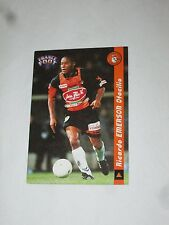 EMERSON  FC LORIENT   Carte football card FRANCE FOOT DS 1998-1999 panini