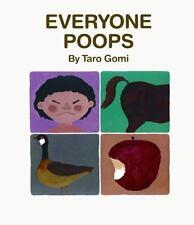 Everyone Poops by Taro Gomi c1995 VGC Hardcover