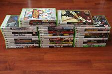 JOB LOT OF 35 XBOX 360 GAMES.