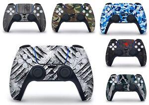 Playstation 5 PS5 Controller Skin Cover Schutzfolie Aufkleber