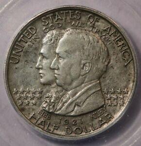 1921-P 1921 Alabama Commemorative Half Dollar ICG AU53 Alabama
