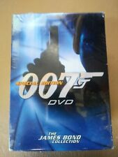 NewThe James Bond Collection - Special Edition 007: Volume 1 (DVD, 2002, 7-Disc)