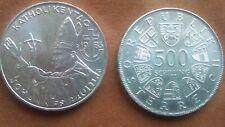 Österreichischer Katholikentag  500,00 Schilling Silber  1983