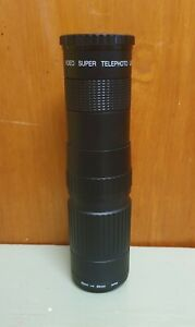 Super Telephoto Video Lens 3.5x with Case