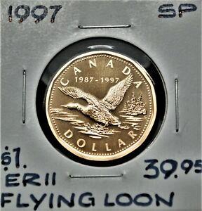 1997 Canada $1 Flying Loon