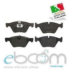 P06036 Pastiglie Freno Anteriori BREMBO per BMW Serie 1 (E81, E87) Serie 3 (E90)