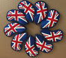 9x Golf Iron Cover Headcover UK Flag PU For Callaway Ping Titleist Taylormade