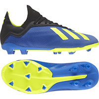Adidas Kids Shoes Boys Soccer Cleats X 18.3 Firm FG Boots Football New DB2416
