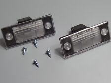 Kennzeichen Beleuchtung Set für VW Golf V Passat Tiguan Touareg 1J5943021D