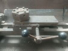 Craftsman Atlas Metal Lathe 6 Position Turret Flat Bed Ready To Install