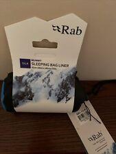 Rab Silk Sleeping Bag Liner Mummy - RRP £55