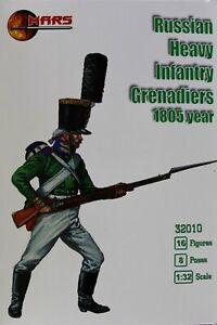 MARS Russian Heavy Infantry Grenadiers 32010