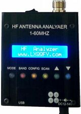 NEW MR300 Digital Shortwave Antenna Analyzer Meter Tester 1-60M For Ham Radio