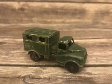 Vintage Lesney Matchbox 68-A Austin MKII Radio Truck with Black Plastic Wheels