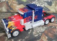 2007 Transformers Movie Leader Class Optimus Prime Figure 99% CK