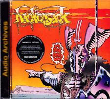 HACKENSACK up the hardway plus... 4 bonus tr. CD NEU/ NEW