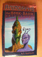 NEW Pre-Animorphs:The Hork-Bajir Chronicles by K. A. Applegate (1998, Paperback)
