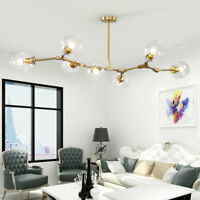 Kitchen Pendant Light Bar Lamp Glass Ceiling Lights Bedroom Chandelier Lighting