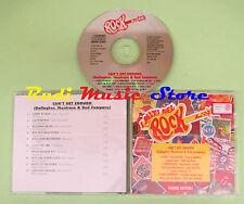 CD MITI DEL ROCK LIVE 89 CAN'T GET ENOUGH compilation 1994 BAD COMPANY (C31*)
