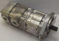 Hanix Nissan Neuson H15A,H15B+2 Hydraulikpumpe Shimadzu A6.5-6.5-6.5R530