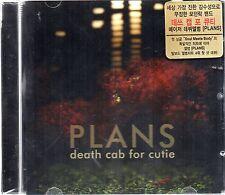 Death Cab For Cutie - Plans  WARNER 2006 CD Sealed