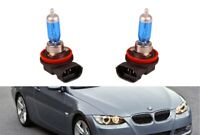 2x H8 Halogen Lampen Angel Eyes Ringe Standlichtringe BMW E90 E91 E92 E93 X6 X6