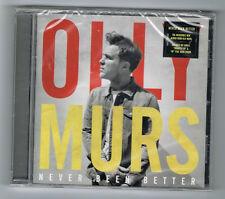 OLLY MURS - NEVER BEEN BETTER - CD 13 TITRES - 2014 - NEW NEUF NEU